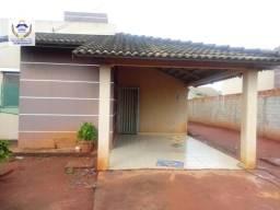 Casa para alugar com 2 dormitórios em Setor ponta kayana, Trindade cod:279