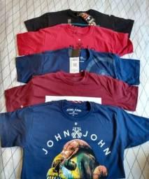 Kit 20 Camisas Masculina e Camisetas Masculina Atacado Revenda