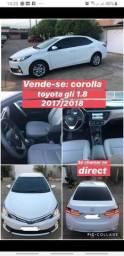 Corolla zerado, promoção. - 2018