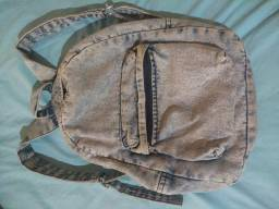 Mochila jeans vintage