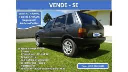 Uno Mille Smart 2000/2001 - Aceita Cartão! - 2000