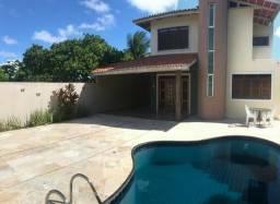 TE0441 Casa duplex com amplo terreno de 960m², 4 quartos, 6 vagas, piscina