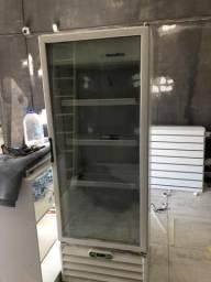 Geladeira Expositora Metal Frio 350 Litros
