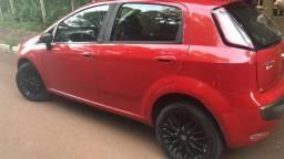 Fiat Punto Essence 1.6 16v Automático - 2013