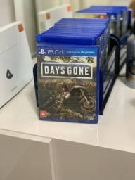 Vendo days gone lacrado! PS4