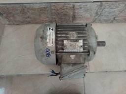 Motor Eberle Trifásico 2cv 220v/380v 1720 Rpm