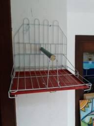 Gaiola/ Puleiro para Papagaio / Jandaias e outros .