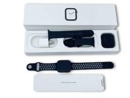 Apple Watch Series 4 44mm com Caixa e Acessórios!