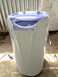 Máquina de lavar Eletrolux de 7kg está semi nova lavar
