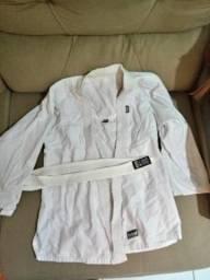 Kimono Shinai com Faixa Branca