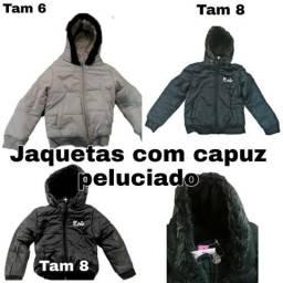 6d009c718 Jaquetas ALTO PADRÃO com capuz agasalho infantil ENTREGAS EM MOGI DAS CRUZES