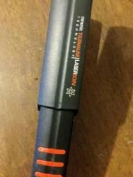 925e6aa56 Chapinha / prancha De Cabelo Cerâmica Tourmalune Laser Ion 220 - Gama