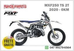 MXF 250 TS 2T Moto Trilha (50% entrada + 50% 12 sem juros) - 2019