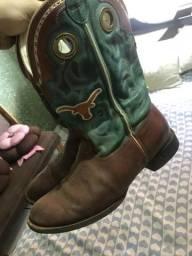 Texana marca wangler pra sair hoje