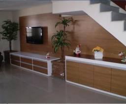 AP0351-Casa Duplex, 250m²,05 quartos em Cambeba - Fortaleza - CE