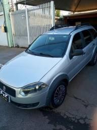 Fiat palio wekkend trekking - 2011