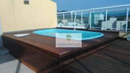 Cobertura à venda, 260 m² por R$ 980.000,00 - Bosque da Praia - Rio das Ostras/RJ