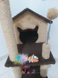 Casa Para Gatos.