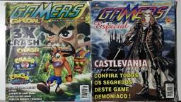 Lote Revistas Ação Games Super Game Power Gamers Gameforce