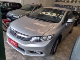 Honda Civic LXS 1.8 Flex 2013 Automático