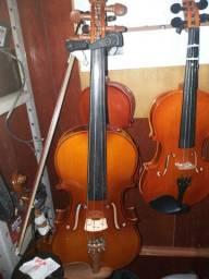 Viola classica eagles zerada com case troco ou parcelo