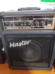 Amplificador Master - Áudio MU 100 220-127V