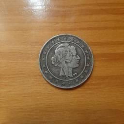 2.000 Réis de Prata 1927