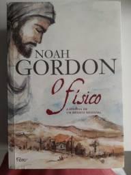 Livro O Fisico . Autor Noah Gordon