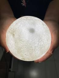 Lua 3D Recarregável-(Loja Wiki no Anjo da Guarda e Cohab)