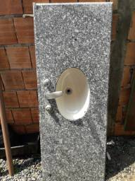 Granito de banheiro