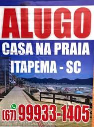 Temporada na Praia itapema Meia Praia sc