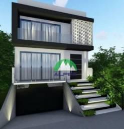 Sobrado com 3 dormitórios à venda, 236 m² por R$ 867.000,00 - Campo Comprido - Curitiba/PR