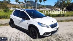 Peugeot 2008 Crossway + urgente + oportunidade + impecável + baixa km + exigente