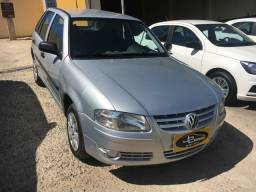 VW GOL G4 1.0 2012/2013- PRATA- AR/VIDRO/TRAVA/ALARME