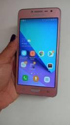 R$ 300,00 Samsung Galaxy J2 prime com nota fiscal