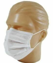 Máscara dupla com clip nasal por apenas 0,65 centavos.