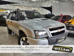 Chevrolet S10 Executive 2.4 8v Flex Completa Financiamos e Trocamos Ótimo Estado