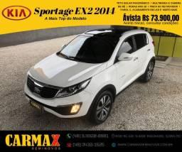 Sportage EX2 Automatica 2014 Segundo Dono 100% Revisada