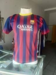 Camisa Barcelona desapego
