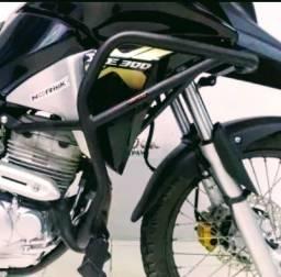 Protetor de carenagem de moto