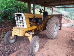 Trator CBT 1000 60 CV 4 cilindros