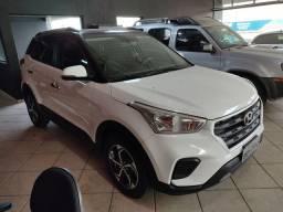 Hyundai Creta Attitude 1.6 Flex Automática Ano 2019