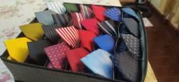 Gravatas usadas mas em ÓTIMO estado