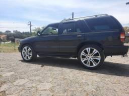 """Blazer Aut. V6 Com GNV 2000 Top de linha com rodas 22"""""""