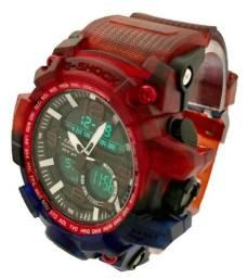 Relógio Cassio G Shock Esportivo Gs Militar Color