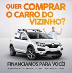 Quer comprar o carro do vizinho? Financiamos para você!