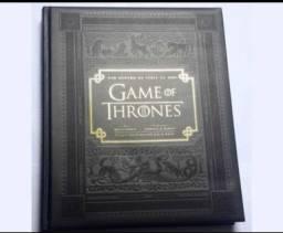 Livro Game of Thrones
