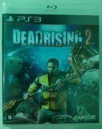 Dead Rising 2 Playstation 3 Ps3 Mídia Física Lacrado
