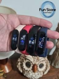 Smartband Pulseira Inteligente M5