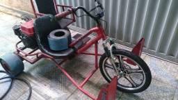 Traik motorizado/ motor. 14hp
